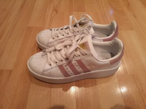 Adidas Originals Sneaker bianco-rosa