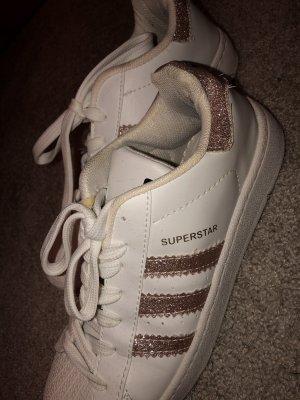 Adidas Superstars Glitzer