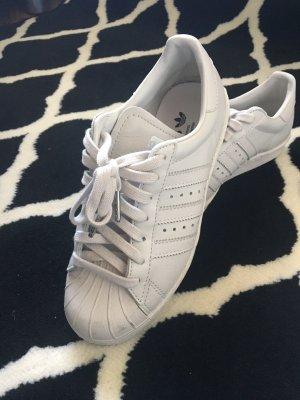 Adidas Originals Sneaker stringata grigio chiaro-argento