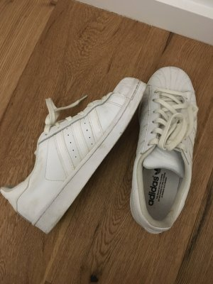 Adidas Superstars in Größe 6.5