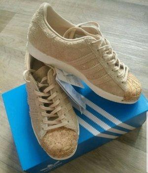 Adidas Superstars Kork Suede Neu Limited Edition