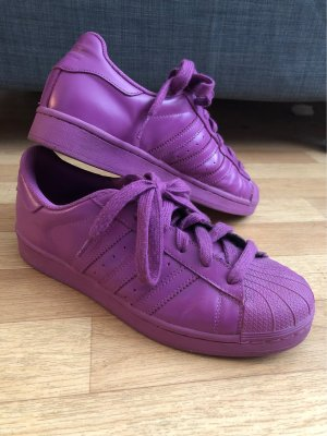 Adidas Superstars *lila*