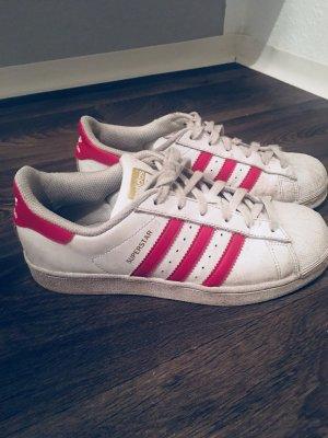 Adidas Superstars Pink