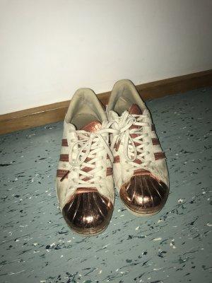 Adidas Superstars Rosegold