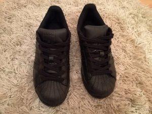 Adidas Superstars Schwarz Grösse 36