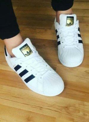 adidas superstars sxhwarz weiß