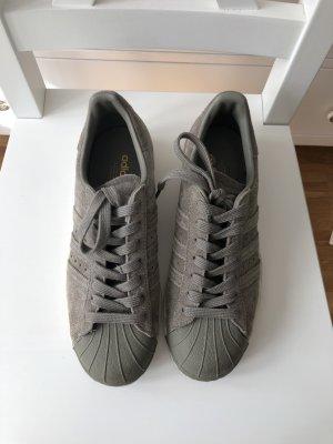 Adidas Superstars Wildleder