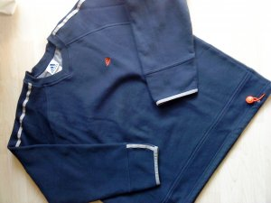 adidas Sweater in dunkelblau Größe 40/42 (M)