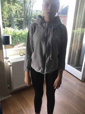 Adidas Giacca-camicia argento Cotone