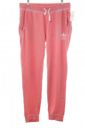 Adidas Sweathose pink sportlicher Stil