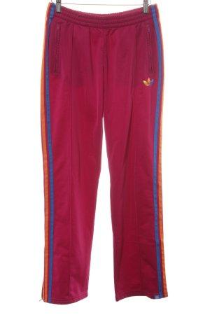 Adidas Sweat Pants striped pattern casual look