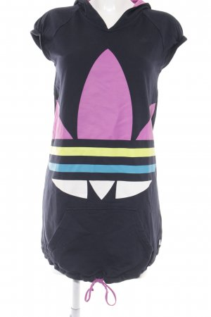 Adidas Sweat Dress multicolored skater style