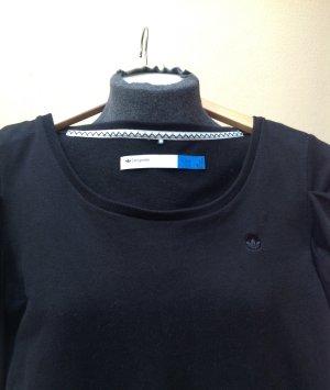 Adidas Sweatkleid mit Rockteil u kleinem Reißverschluss