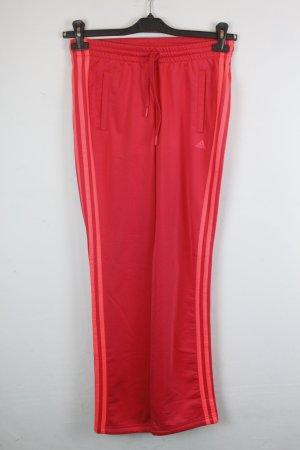 Adidas Sweatpant Jogginghose Gr. XS pink/rot (18/6/126)