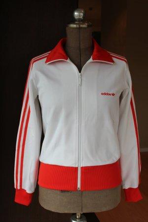 Adidas Sweatshirt Jacke Trainingsjacke retro