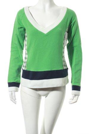 Adidas Sweatshirt mehrfarbig sportlicher Stil