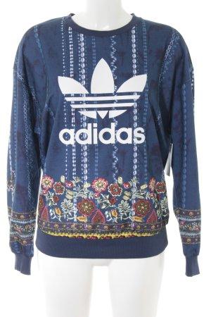 Adidas Sweatshirt Mustermix Casual-Look