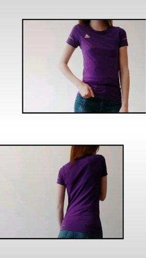 Adidas Sportshirt lila