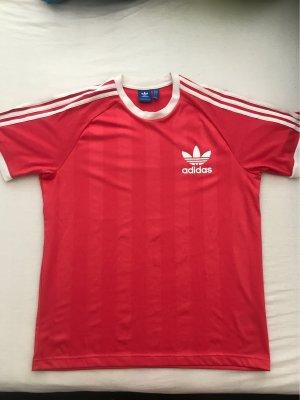 Adidas Sportshirt lichtrood