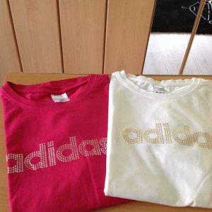 Adidas T-Shirt, Doppelpack