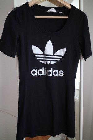 Adidas Originals Long Shirt anthracite-black