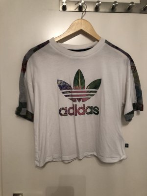 Adidas Cropped Shirt multicolored
