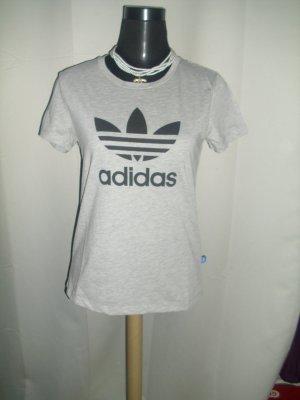 Adidas T-Shirt grau Größe M Neu