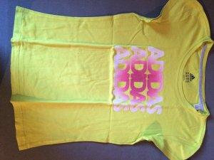 Adidas T-Shirt/ Grün, Größe 34