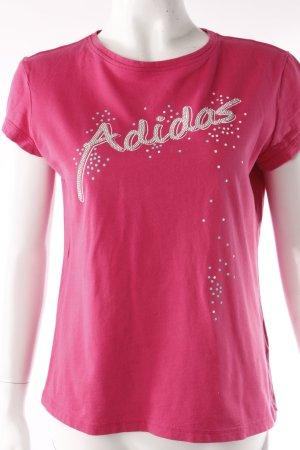 Adidas T-Shirt Logoaufschrift