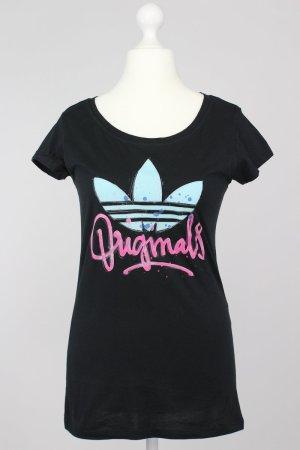 Adidas T-Shirt mehrfarbig Größe 40 1711220030245