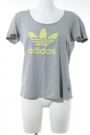 Adidas T-Shirt meliert Casual-Look