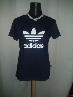 Adidas T-Shirt schwarz Größe M Neu