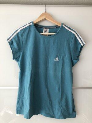 Adidas T-shirt de sport multicolore
