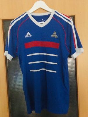 Adidas T-shirt col en V multicolore