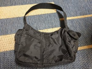 Adidas Mini Bag black