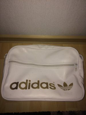 Adidas Originals College Bag gold-colored-white