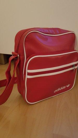 Adidas Originals Bandolera rojo