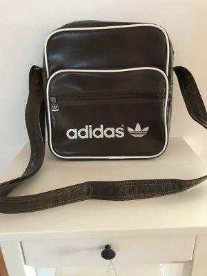 359fd10e605a6 Adidas Tasche Braun Umhängetasche