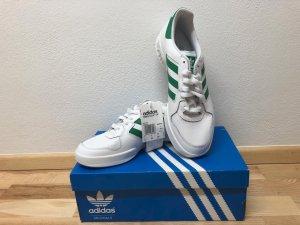 Adidas Originals Sneaker stringata bianco-verde
