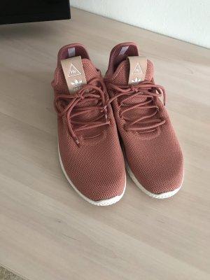 Adidas Originals Sneaker stringata rosso chiaro