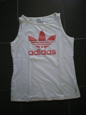 adidas tolles Shirt in weiß in der Gr. 38