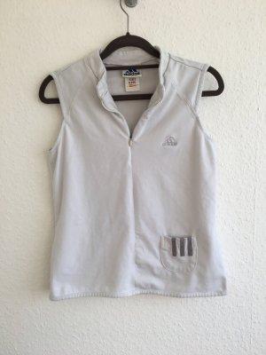 adidas top shirt weiß