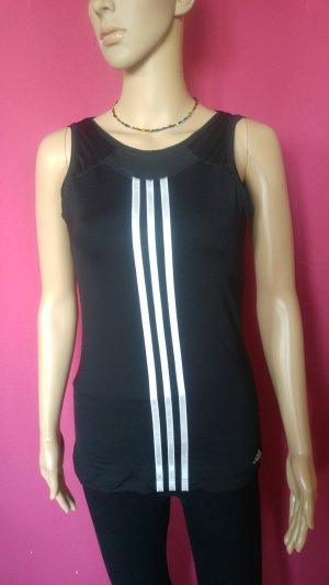 Adidas TopT-Shirt Ärmellos Stretch Gr.S  Fitness