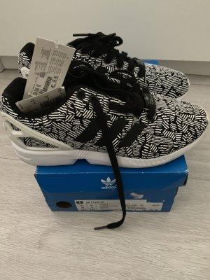 Adidas Instapsneakers zwart-wit