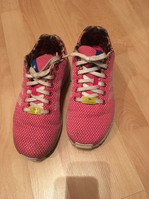 Adidas Torsion ZX FLUX, Pink mit Leoprint 37 1/3