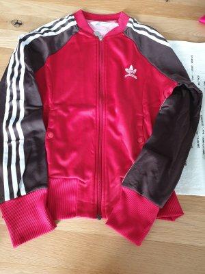 Adidas Originals Sports Jacket red
