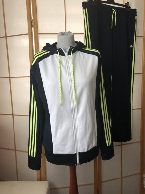 Adidas Hooded Sweatshirt multicolored