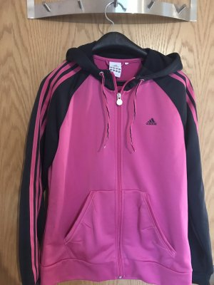 Adidas Trainingsanzug in pink-navy