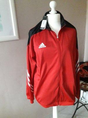 Adidas Sportjack donkerrood