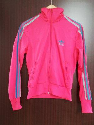 Adidas Giacca sport magenta